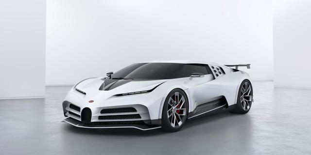 Bugatti Centodieci kommt in Kleinserie  - Italienische Reise