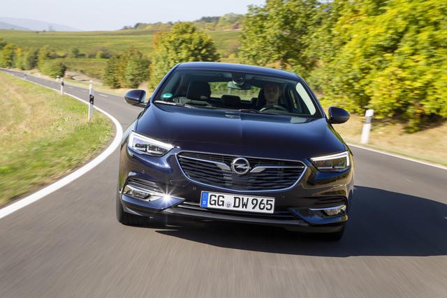 Fahrbericht: Opel Insignia Grand Sport 1.6 Turbo - Schneller venetzt
