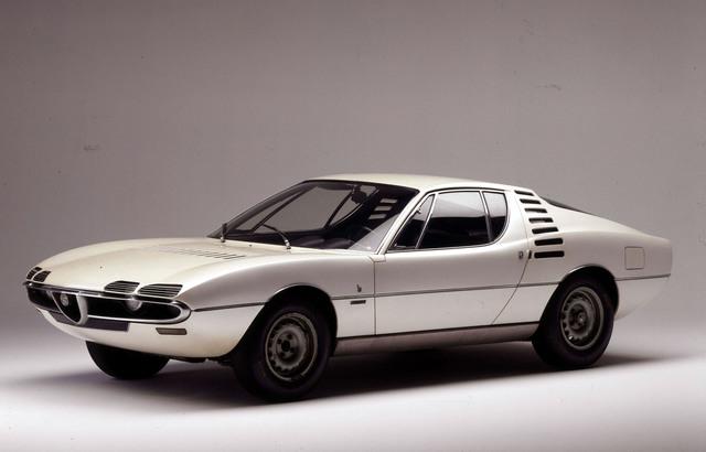 Tradition 50 Jahre Alfa Romeo Montreal - Gandinis Traumwagen