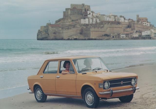 Tradition: 50 Jahre Fiat 128 - Giacosas finaler Geniestreich