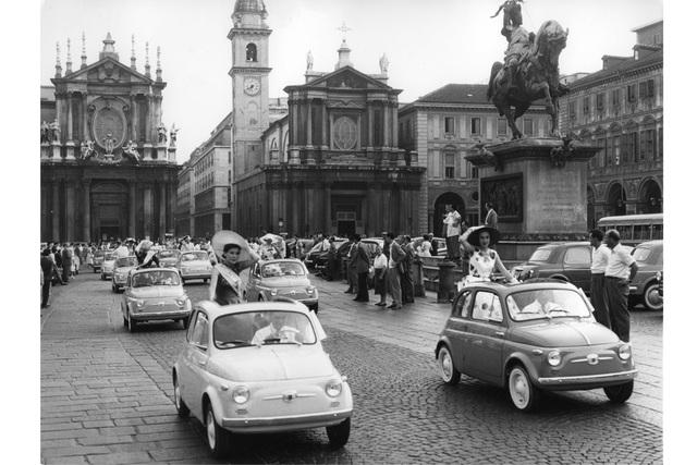 60 Jahre Fiat 500 Nuova:  - Hier kommt die Maus für Millionen!