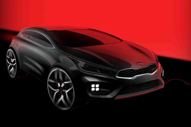 Kia Ceed GT - Kompakter Korea-Sportler