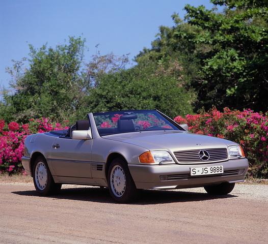Tradition: 30 Jahre Mercedes Benz SL 280-SL 600 (R129) - Die Gegenwart des Roadsters begann gestern