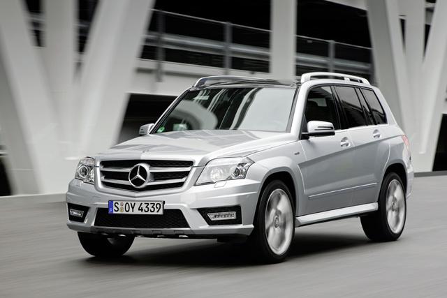 Gebrauchtwagen-Check: Mercedes GLK  - Auch nach Jahren noch rüstig