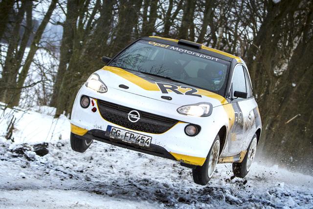 Opel Adam R2 - Für sportliche Ausritte