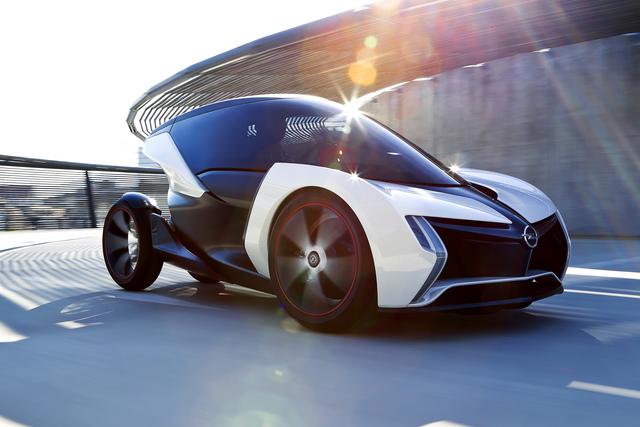 Opel Studie Rak e - Das 1-Euro-Wunder von Opel