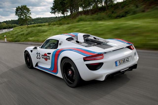 Porsche 918 Spyder - Höllisch schnell