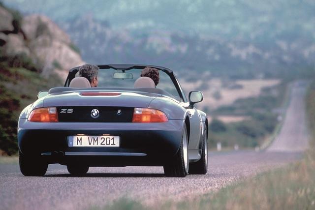 Vor 20 Jahren: Rassige Roadster und kultige Cabrios -  Festivalsommer der Verdeckträger