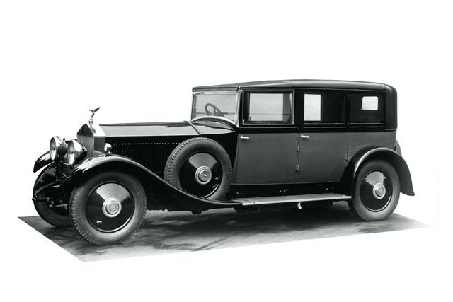 Tradition: Rolls-Royce Phantom - 90 Jahre Supercar (Kurzfassung)