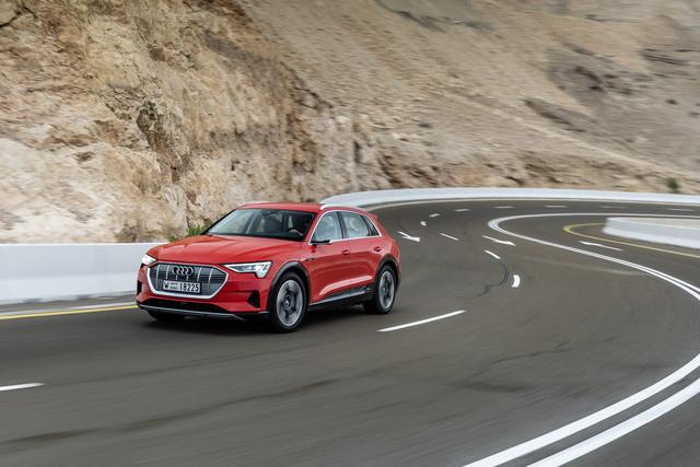 Fahrbericht: Audi E-Tron - Jetzt geht´s e-ndlich los