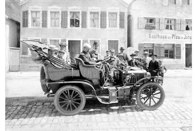 Tradition: Der PSA-Konzern und seine deutsche Geschichte - Historische Kooperation