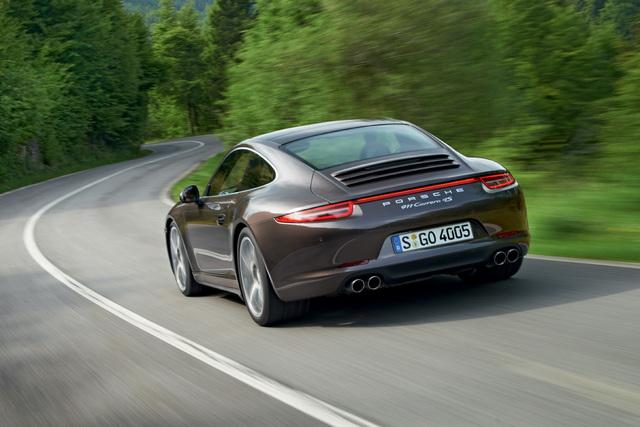 Porsche-Neuheiten - Allrad für den Sportler, Diesel für den Allrader (Vorabbericht)