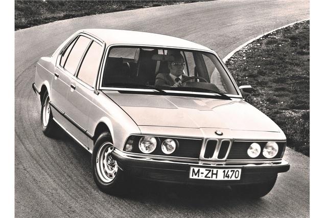 Tradition 40 Jahre BMW 7er (E23) - Als BMW nach den Sternen griff (Kurzfassung)