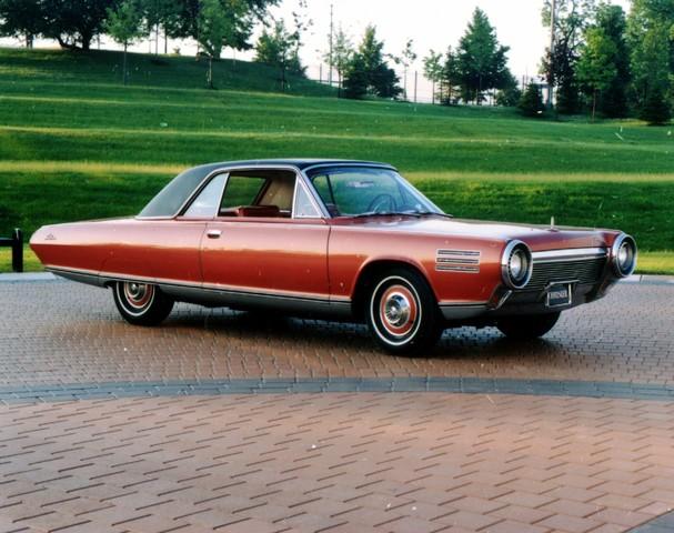 Tradition: 60 Jahre Hightech-Automobile - Als das Auto neu erdacht wurde