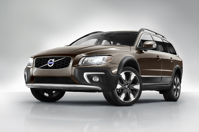 Volvo-Modelle - Neues Gesicht und neue Preise