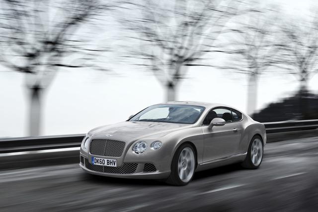Bentley Continental GT - Britische Noblesse, neu aufgelegt