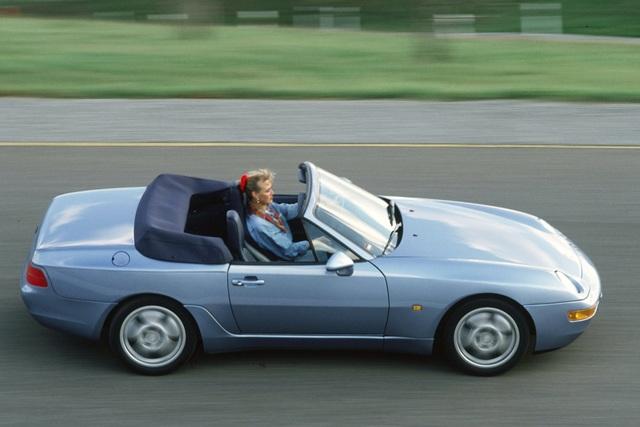 Tradition: 25 Jahre Porsche 968 - Der Vierzylinder-Riese (Kurzfassung)