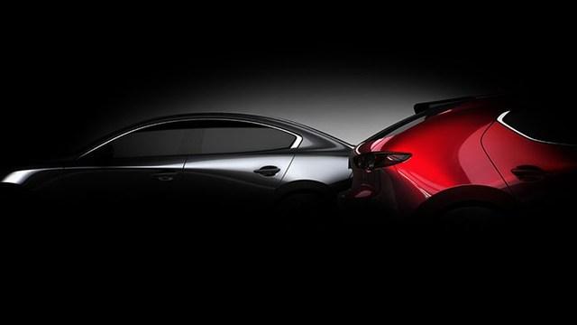 Mazda3 - Neue Generation kommt im Frühjahr