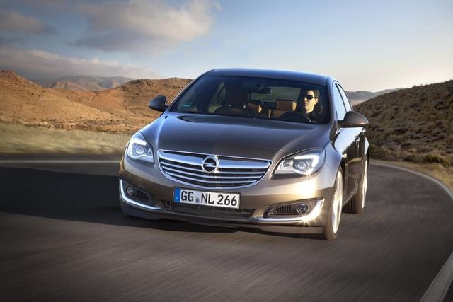 Facelift Opel Insignia - Fast wieder wie neu