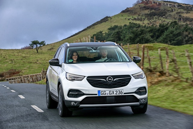Fahrbericht: Opel Grandland X 2.0 Diesel - Ein paar X-tras gefällig?