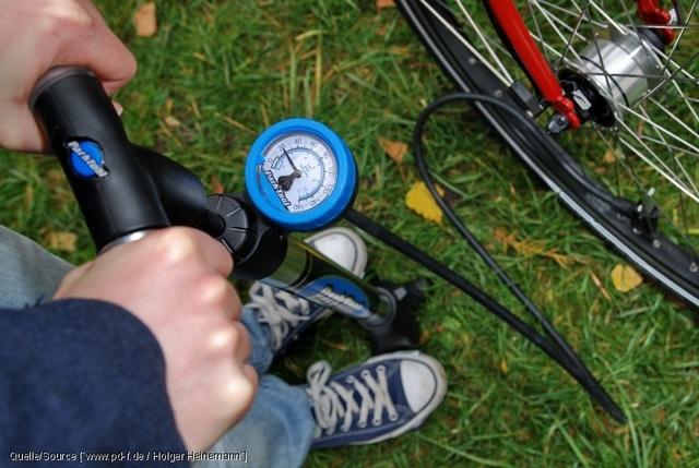 Eine kleine Luftpumpenkunde für Radfahrer - Pump it up!