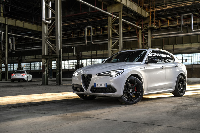 Alfa Romeo Stelvio Veloce Ti - Mit einem Hauch Quadrifoglio