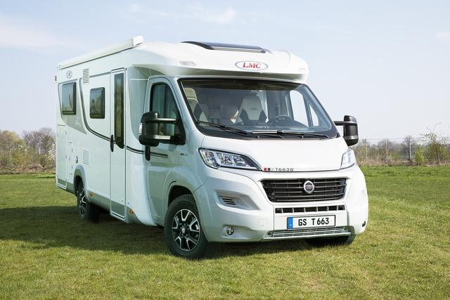 Reisemobil: LMC mit neuem Einstiegs- und Sondermodell - In schickem Grau