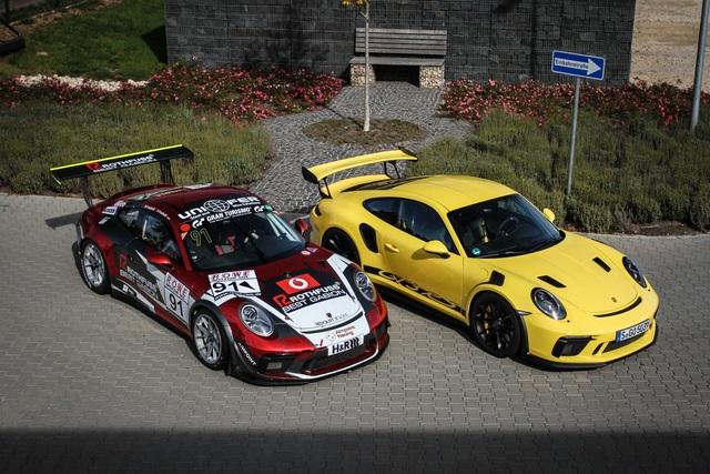 Test: Porsche GT3 RS und GT3 Cup  - Von der Rennstrecke auf die Straße und zurück