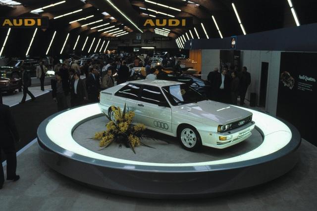 Tradition: 60 Jahre Audi-Coupés - Die schönen Aufstiegs-Helfer (Kurzfassung)