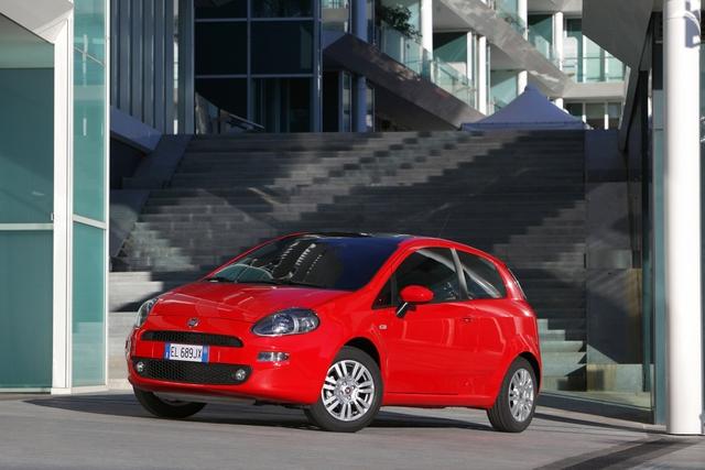 Fiat Punto (Kurzfassung) - Motor des Erfolgs