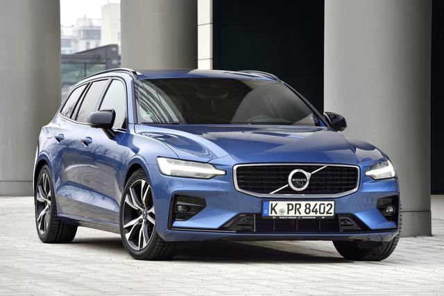 Test: Volvo V60 T6 AWD - Etwas fehlt zur Perfektion