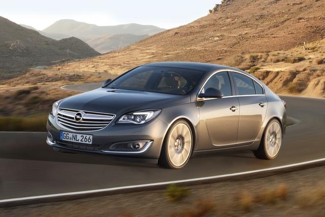 Opel Insignia - Aufgefrischt, abgerüstet und up-to-date