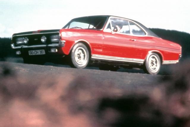 Tradition: 50 Jahre Opel Commodore (Kurzfassung) - Der machte Opel stark