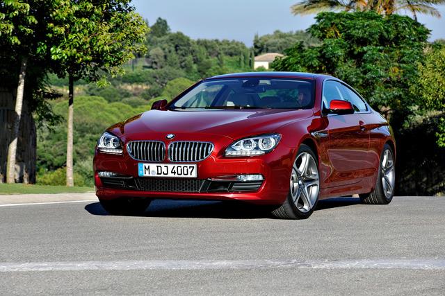 BMW 6er Coupé - Der Komfort-Dynamiker