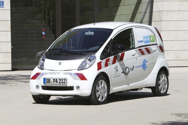 Peugeot iOn Cargo - Transportieren mit gutem Öko-Gewissen