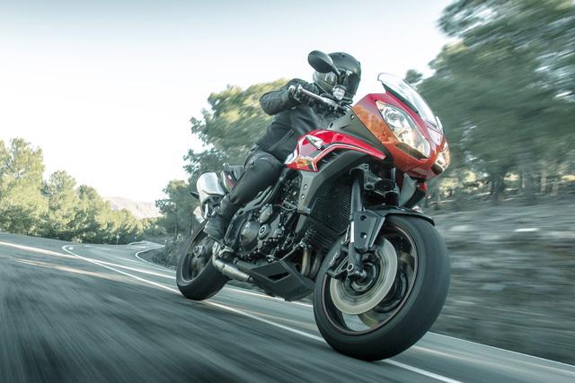 Triumph Motorräder - Doppelte Garantiezeit