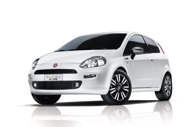 Sondermodelle von Fiat - Für Vieltelefonierer und Musikhörer