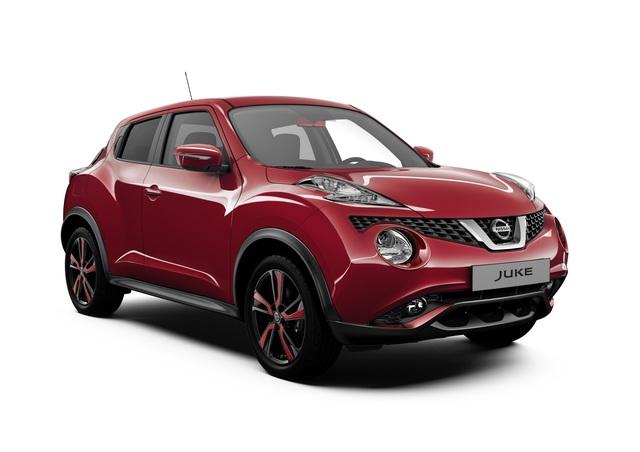 Nissan bringt Juke-Sondermodelle  - Mehr Ausstattung im Mini-SUV