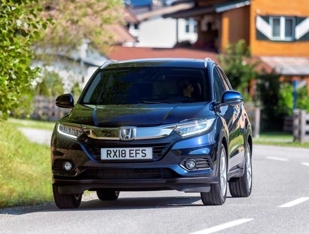 Honda HR-V  - Kleines Facelift