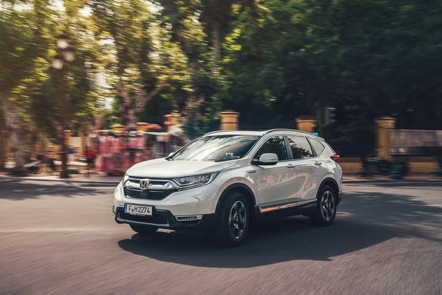 Fahrbericht: Honda CR-V Hybrid - Der etwas andere Hybrid