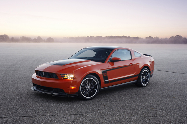 Mustang Boss 302: Ford spielt die Retro-Karte
