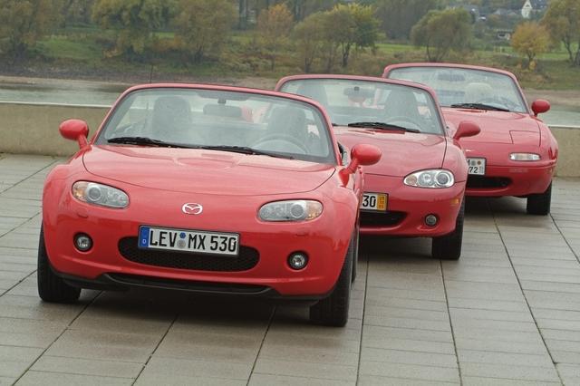 Neuer MX-5 - Extremer Leichtbau bei Mazda