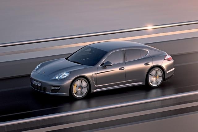 Porsche Panamera Turbo S - Der ultimative Porsche-Viertürer (Kurzfassung)