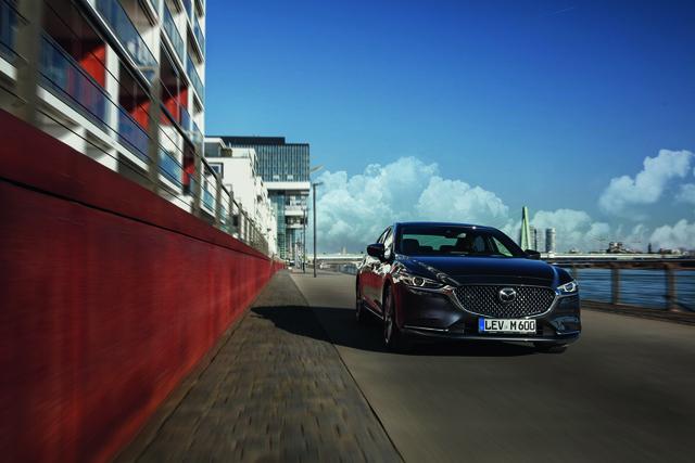 Fahrbericht: Mazda6 Facelift - Immer weiter verfeinert