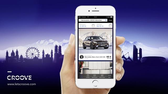 Carsharing-Dienst für Privatwagen - Geld verdienen statt parken