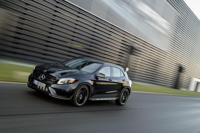 Mercedes-AMG Yellow Night Edition - Schwarzgelb wie die Nacht