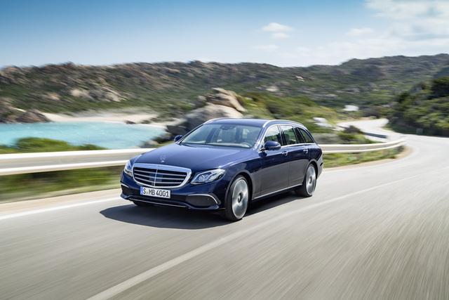Test: Mercedes E-Klasse T-Modell 220d - Schwaben können fast alles