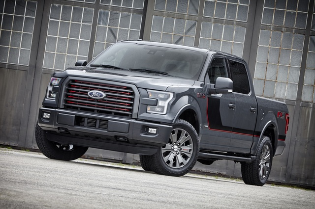 Meistgebaute Autos 2016 - Ford-Pick-up ist Produktionsweltmeister