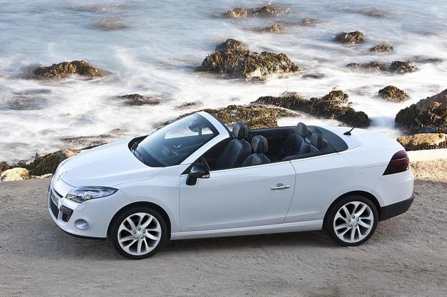 Renault Mégane CC: Mit mehr Cabrio-Gefühl (Vorabbericht)