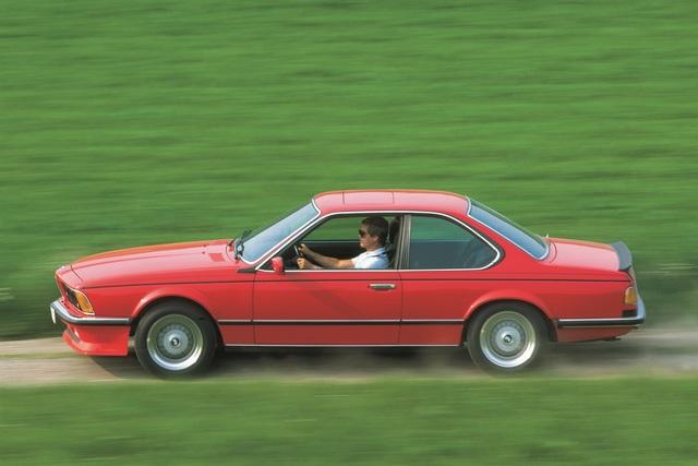 Tradition 40 Jahre BMW 6er Coupé (E 24) - Reine Prestigesache (Kurzfassung)